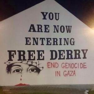 free derry gaza