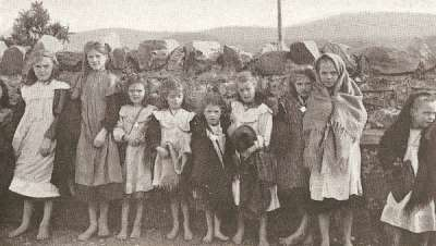 'Children of Mary', County Donegal.