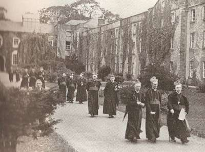 Priests at Maynooth.
