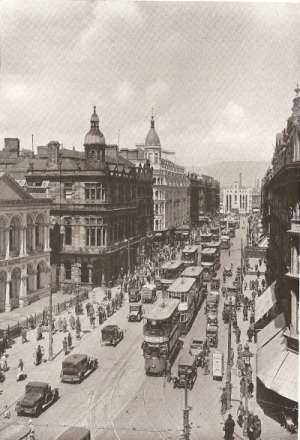 Royal Avenue in Belfast.